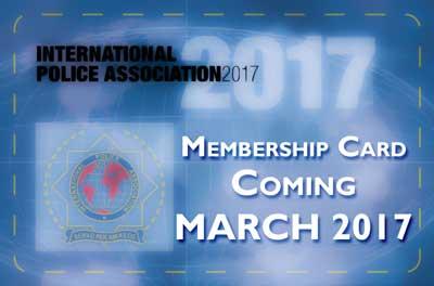 2017 IPA Membership Card