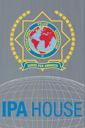 IPA House Plaque