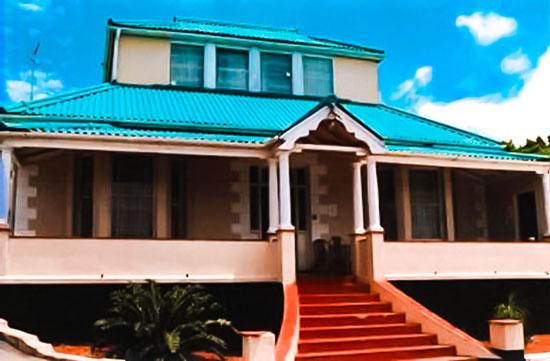 IPA (SA) - Ben Stevens Guest House in Durban